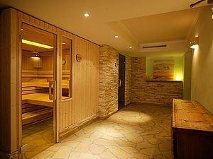 Saunabereich im Alphotel