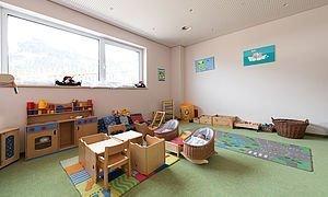 Spielzimmer für Kinder | Alphotel Hirschegg