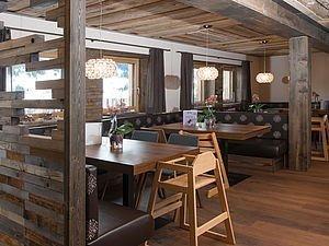 Restaurant für Familien | Alphotel Hirschegg