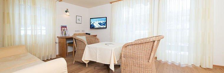 Wohnbereich im Zwölferkopf Zimmer