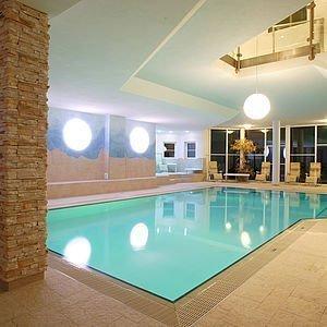 Pool | Alphotel Hirschegg, Kleinwalsertal