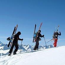 Skitourengehen im Kleinwalsertal