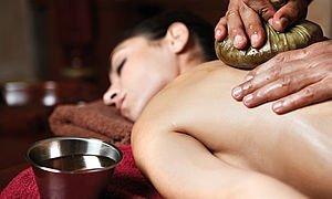 Kräuter Massagen im Alphotel