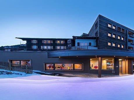 Das Kinder- und Familienhotel Alphotel im Winter
