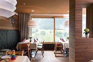 Familienfreundliches Restaurant | Alphotel Hirschegg