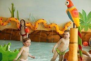 Badespaß für Kinder | Alphotel Hirschegg