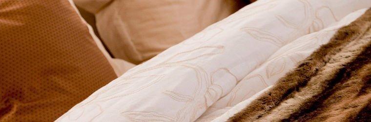Komfortable Doppelbetten | Alphotel Hirschegg