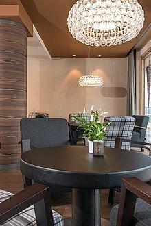 Lounge-Bereich | Alphotel Hirschegg