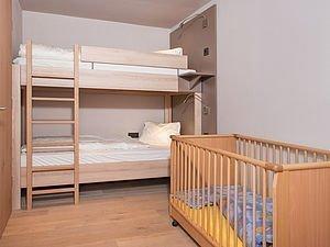 Kinderzimmer im Alphotel Hirschegg