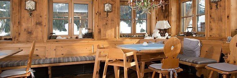 Bauernstube im Alphotel | Hirschegg