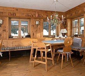 Bauernstube im Alphotel