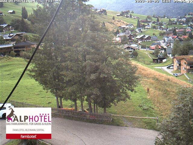 Mittelberg Hirschegg Alphotel
